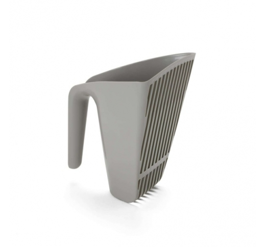 Cat litter Scoop Cup Grey 13x13x15,5cm