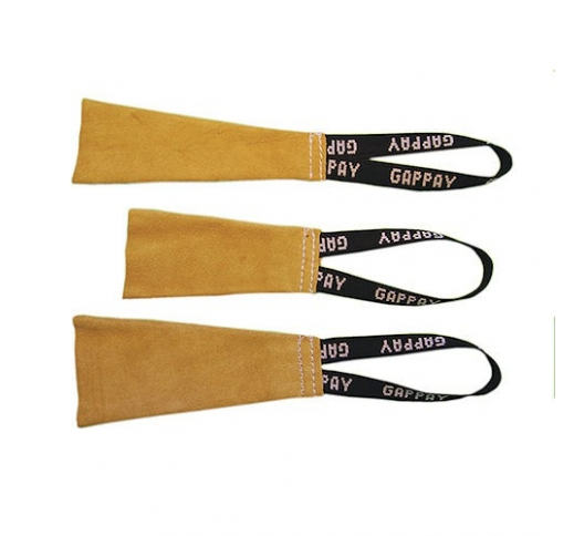 Gappay Small Leather Flap for Puppies (ca 15-20cm)