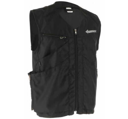 Gappay Short Wide Black Training Vest XL