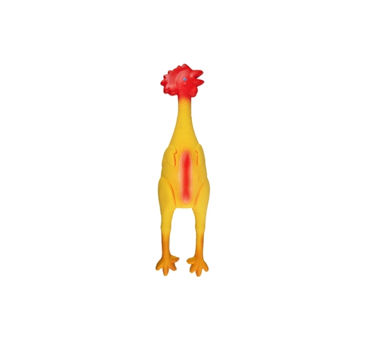 Latex Chicken Gallina 43cm