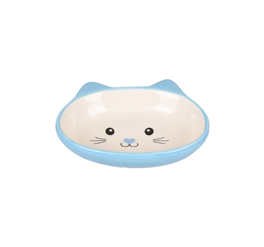 Ceramic Bowl Isa Blue 14cm 170ml
