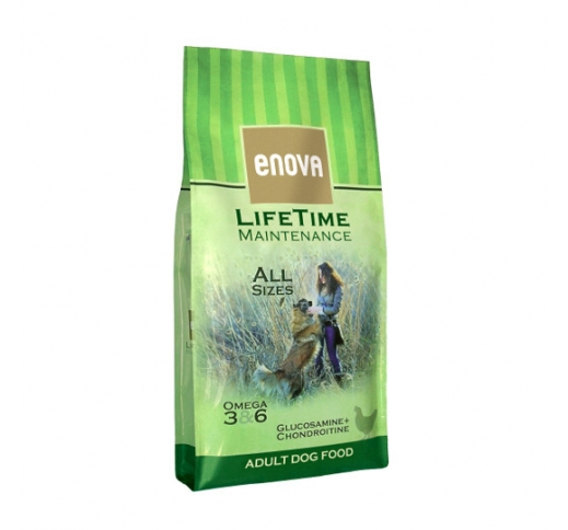 Enova Lifetime Maintenance Adult Dog Food 12kg