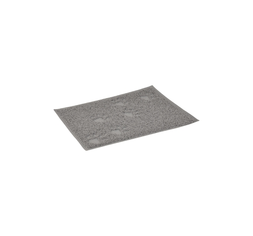 Cat Litter Tray Gray 60x90cm