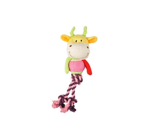 Deer Polly Dog Toy 25cm