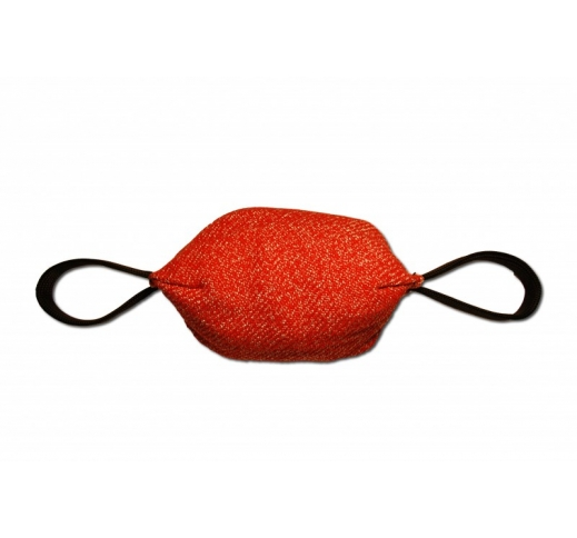 Gappay Rugby Bite Pad with 2 handles 10x20cm