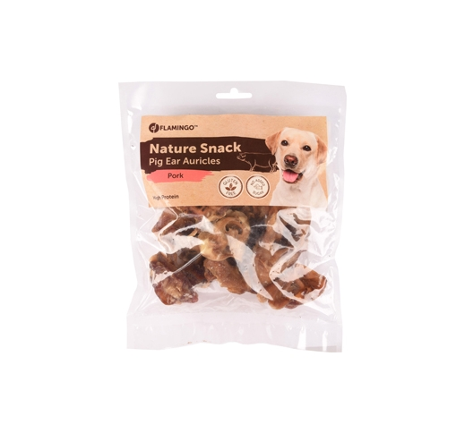 Nature Snack Pig Ear Auricles 200g
