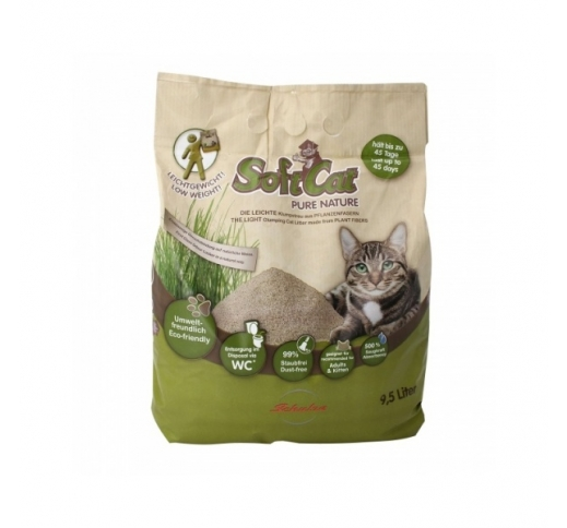 Soft Cat Litter 9,5l