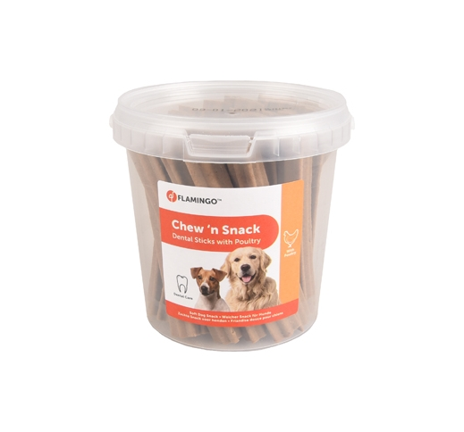 Chew'n Snack Dental Sticks with Poultry 700g