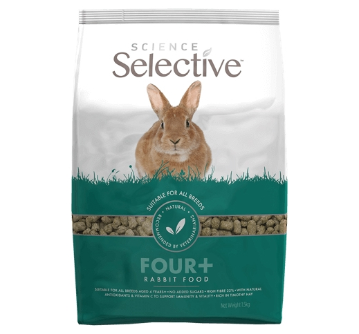 Supreme Selective Rabbit 4+ Years 1,5kg
