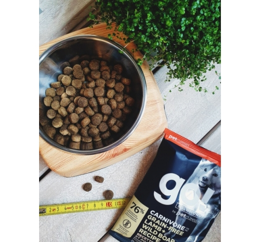 Go! & Now Dog Food Testers 100g