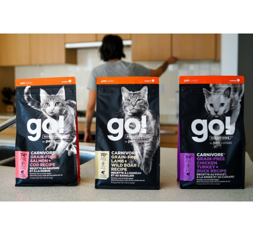 Go! & Now Cat Food Testers 100g