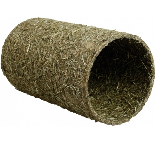 Nibble Tunnel for Small Animals M 25x14,5cm