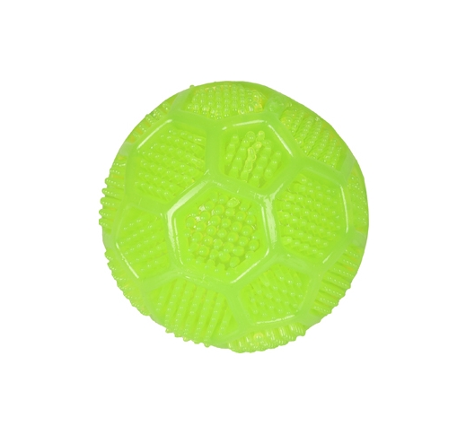 TPR Krico Piiksupall Roheline 10cm