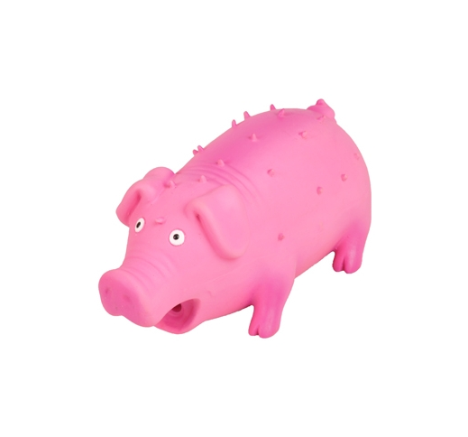 Latex pig with Spikes 10cm