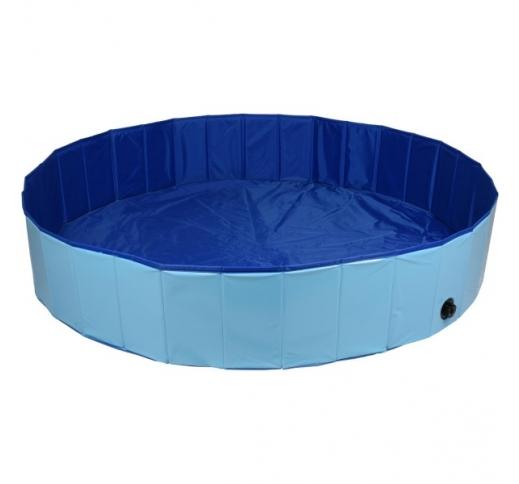 бассейн для собак 120x30см