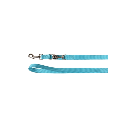 Training Leash Ziggi Turqoise 200cm 20mm