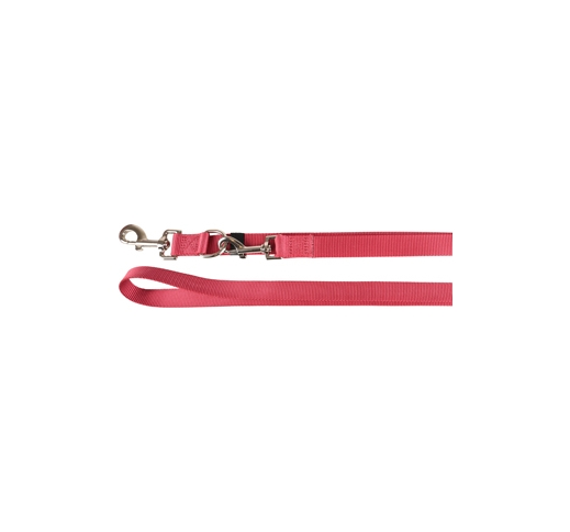 Training Leash Ziggi Cherry 250cm 25mm