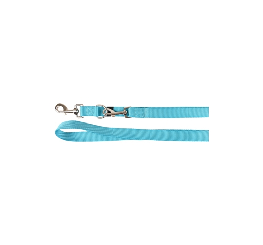 Training Leash Ziggi Turqoise 250cm 25mm
