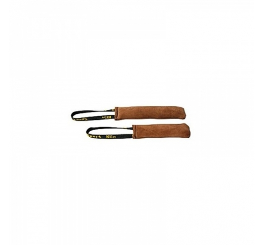 Klin Leather Tug with Handle 6x16cm