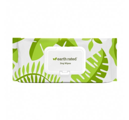 Earth Rated Komposteeritavad Niisked Lapid (Lavendli Lõhnalised) 100tk