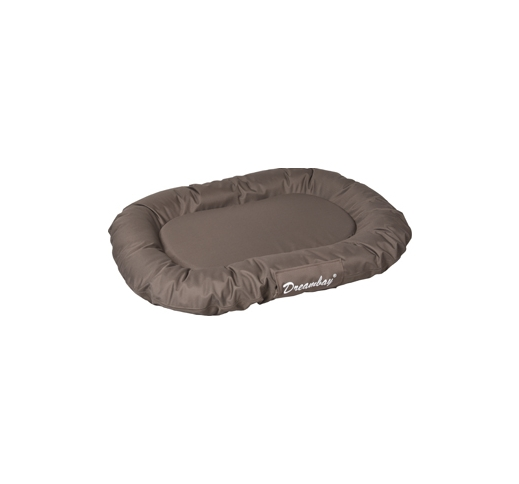 CUSHION DREAMBAY OVAL SHADOW 100x75x15CM