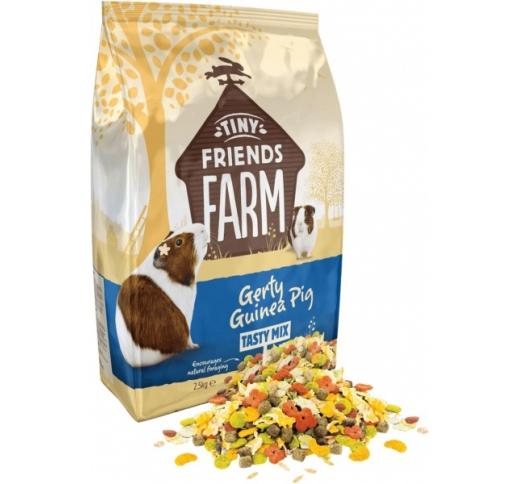 Supreme Gerty Guinea Pig Tasty Mix 2,5kg