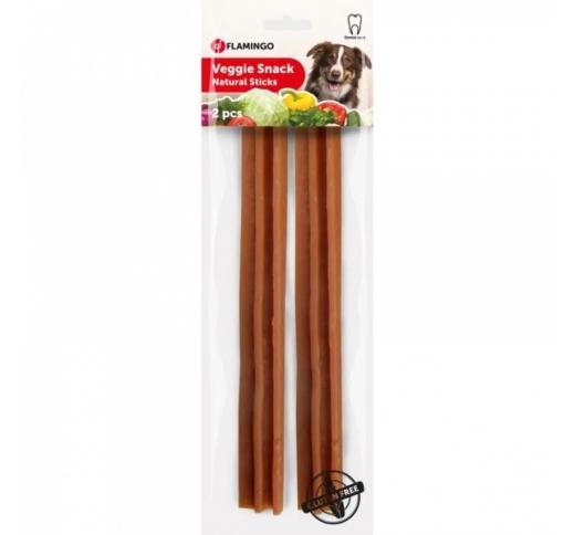 Veggie Rods for Dogs 24cm (2pcs)
