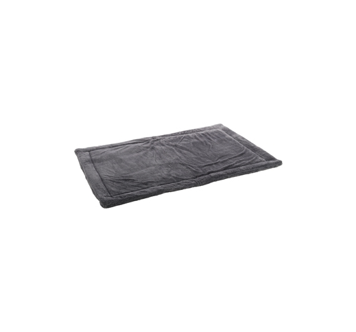 CUSHION GREYHOUND RECTANGULAR GREY 118x69CM