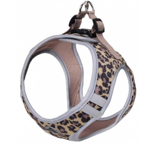 Harness Refelctive Leopard XS 30-33cm