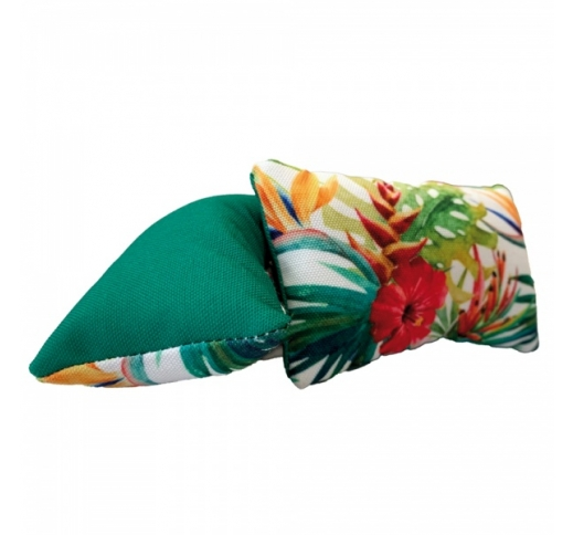Cat Toy Euphoria Pillow with Catnip 10x6cm 2pcs