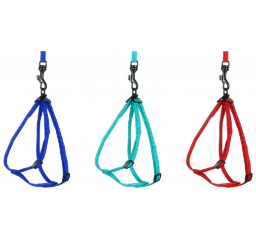 Y-Harness for Rabbits + Leash 1m