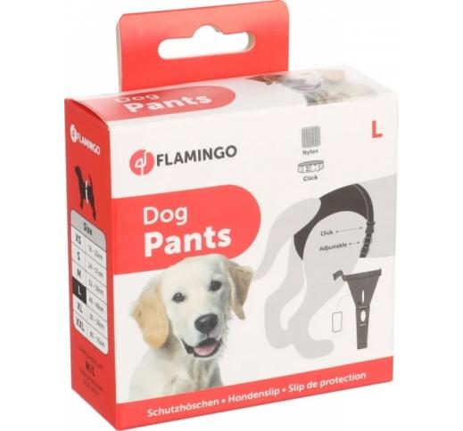 Dog Pants Sasha L Black 40-49cm