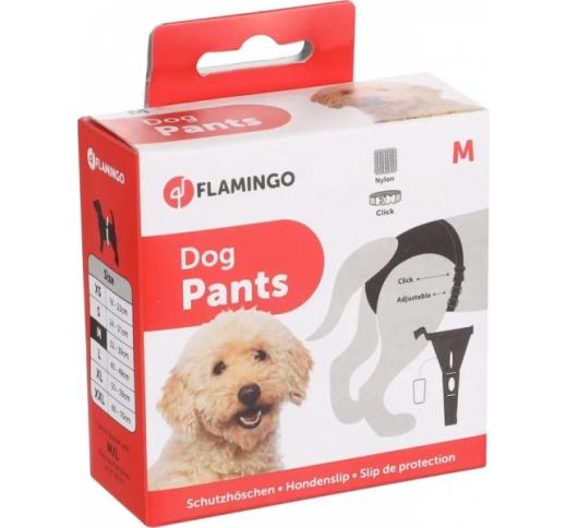 Dog Pants Sasha M Black 32-39cm