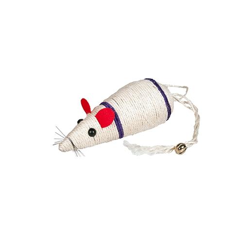 Sisal Mouse Scratcher 10x33cm