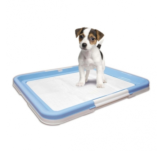 Puppy Training Mat M 63x47cm + Pads 10pcs