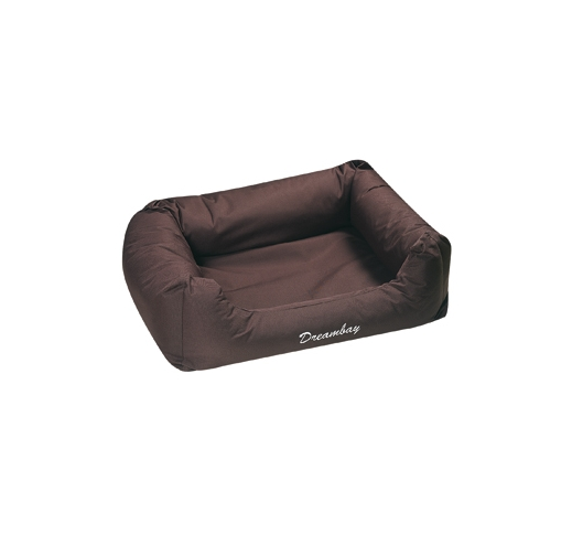 Bed Dreambay Brown 100x80x25cm