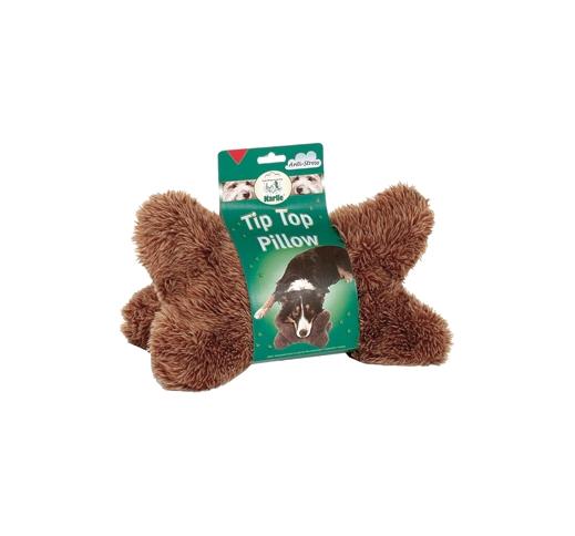 Dog Pillow Brown 23cm