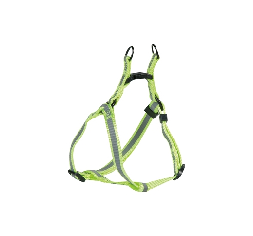 Harness B-Safe Step&Go Fluo Yellow 25-35cm
