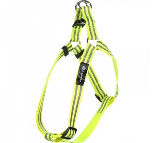Harness B-Safe Step&Go Fluo Yellow 30-45cm