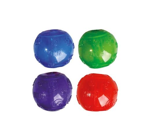 Игрушка для собак KONG Squeezz Ball ø7cm