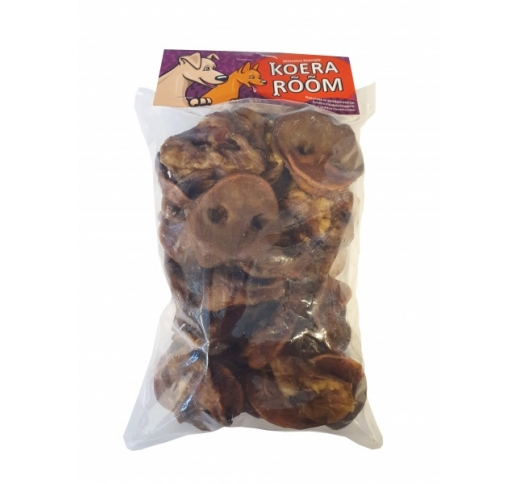 Dried Pigs Snouts Brown 500g