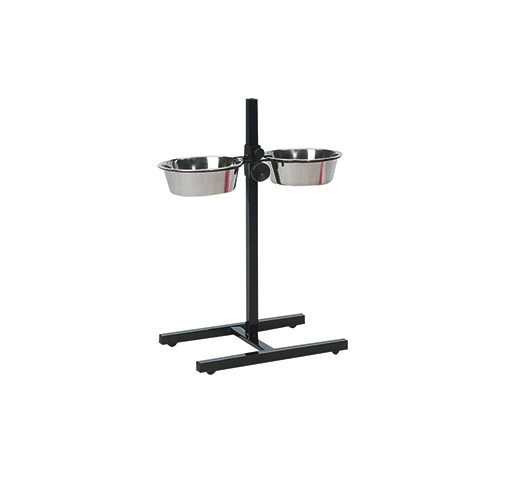 Bowls On a Stand 2x2500ml