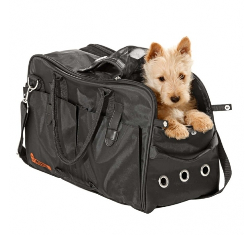 Carrying Bag NoLimit Teflon Black 43x23x29cm