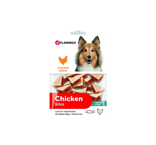 Chicken & Fish Bites 85g
