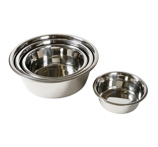 Bowl Stainless Steel 900ml ø14cm
