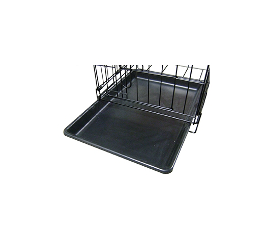 Wire Cage Plastic Bottom XXL 121x74,5x4,2cm