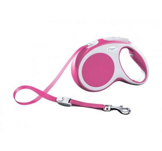 Flexi Vario L Pink 5m Tape