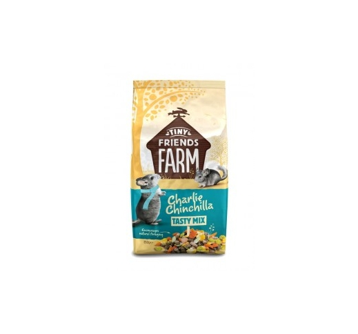 Charlie Chinchilla Tasty Mix 850g