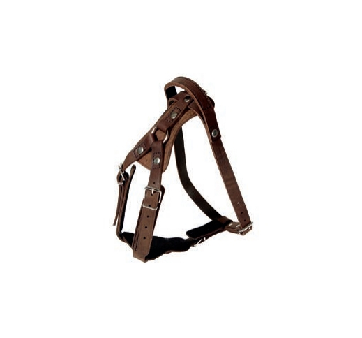 Klin Soft Leather Work Harness 85-110cm