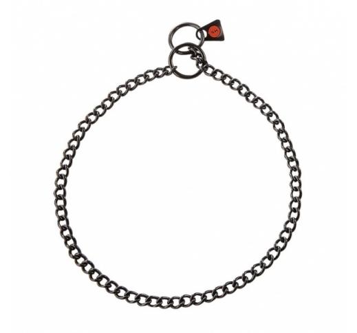 Sprenger Chain Inox Black 55cm